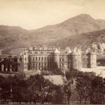 Holyrood_from_Calton_Hill_by_James_Valentine._1878_or_earlier.