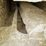 Rock-cut sarcophagus discovery in Lisht by Luxor Times 04