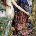The_knight_and_the_mermaid