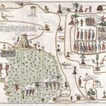 1024px-1704_Gemelli_Map_of_the_Aztec_Migration_from_Aztlan_to_Chapultapec_-_Geographicus_-_AztecMigration-gemelli-1704