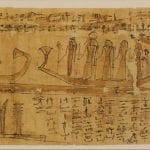 1024px-Book_of_the_Dead_Papyrus_with_Chapters_100_and_129_MET_DP244339